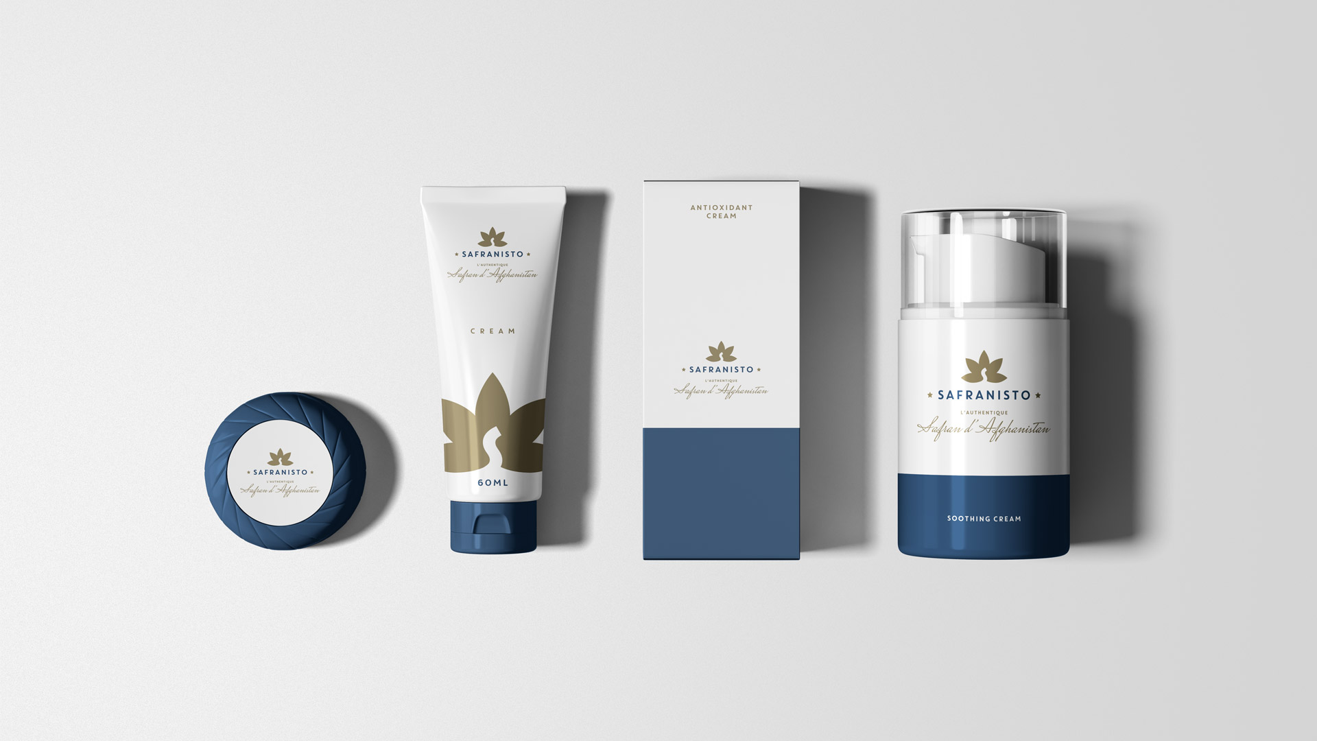 Création packaging