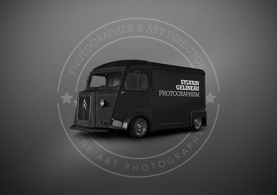 SGP Mockup Camionette Branding
