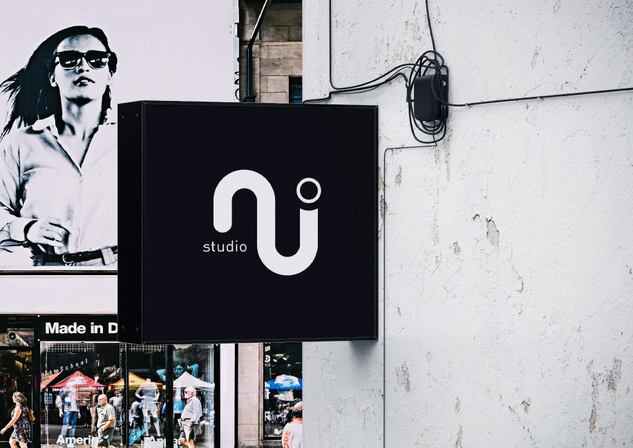 Enseigne NJ Studio