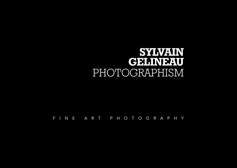Sylvain Gelineau Photographism Logo