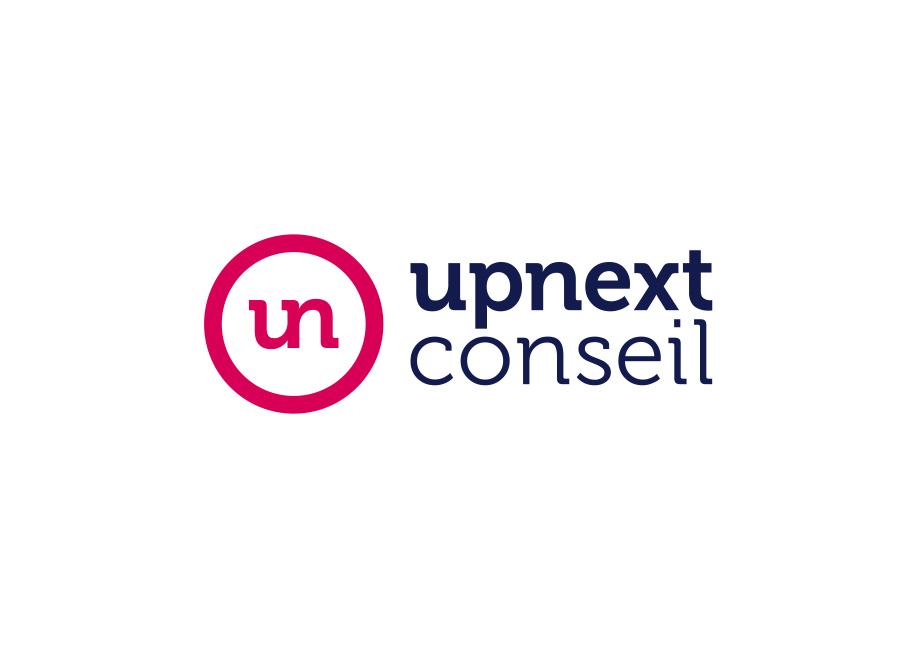Upnext Conseil Logo